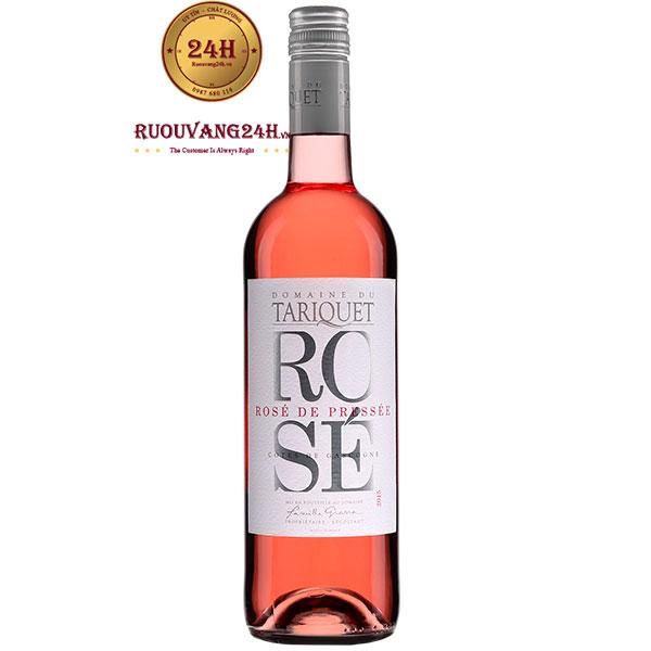 Rượu Vang Domaine Du Tariquet Rosé