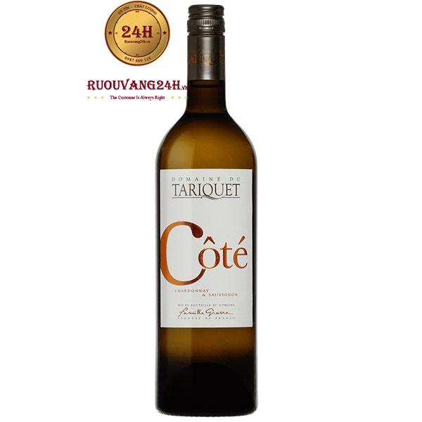 Rượu Vang Pháp Domaine Du Tariquet Côté