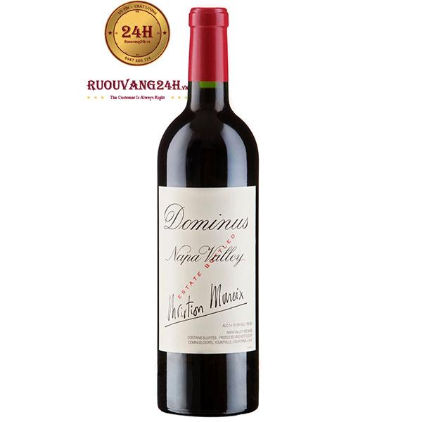 Rượu Vang Dominus Christian Moueix Napa Valley