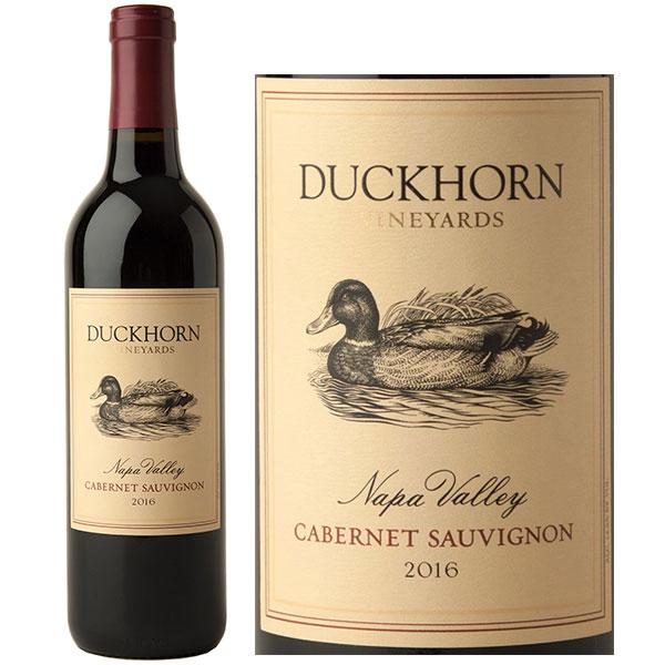 Rượu Vang Duckhorn Cabernet Sauvignon Napa Valley