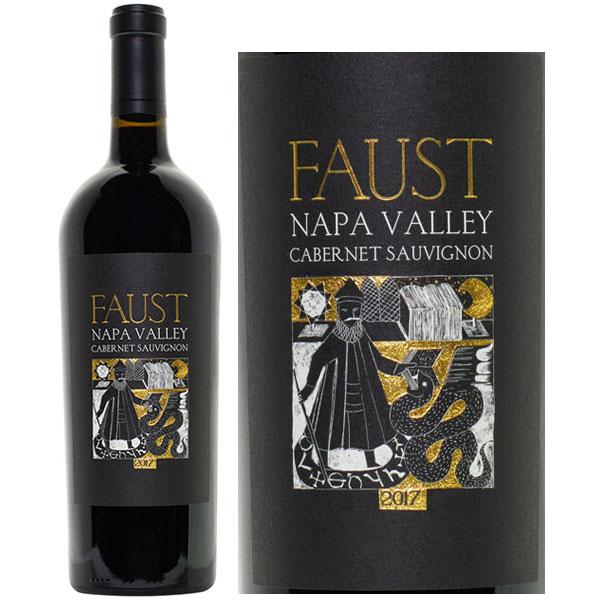 Rượu Vang Faust Cabernet Sauvignon Napa Valley
