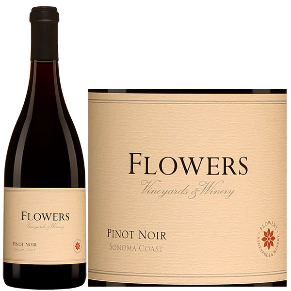 Rượu Vang Flowers Sonoma Coast Pinot Noir
