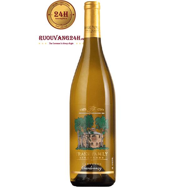 Rượu Vang Frank Family Vineyards Chardonnay