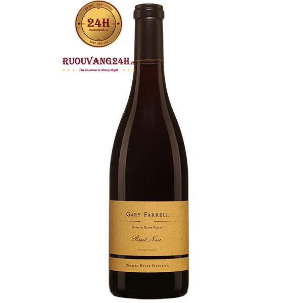 Rượu Vang Gary Farrell Russian River Valley Pinot Noir