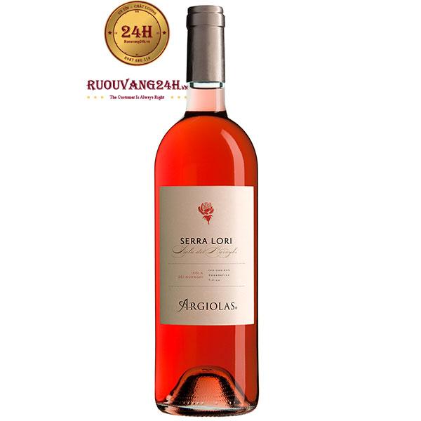 Rượu Vang Hồng Argiolas Serra Lori