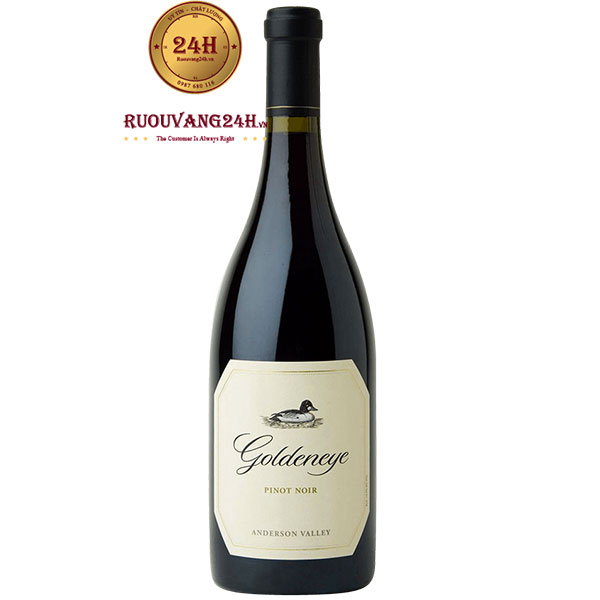 Rượu Vang Mỹ Goldeneye Anderson Valley Pinot Noir