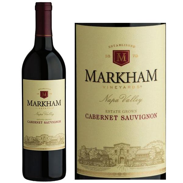 Rượu Vang Markham Vineyards Cabernet Sauvignon