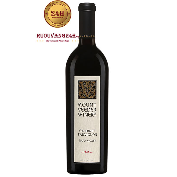 Rượu Vang Mount Veeder Winery Cabernet Sauvignon