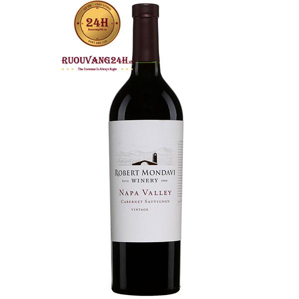 Rượu Vang Robert Mondavi Cabernet Sauvignon