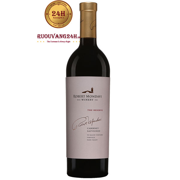 Rượu Vang Robert Mondavi The Reserve Cabernet Sauvignon