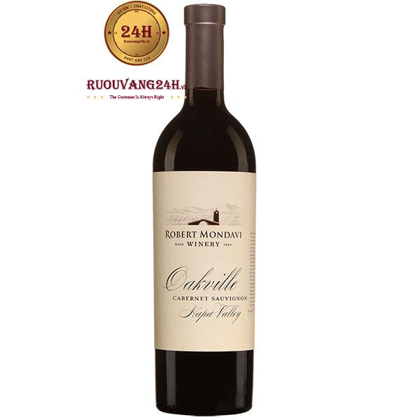 Rượu Vang Robert Mondavi Winery Oakville Cabernet Sauvignon