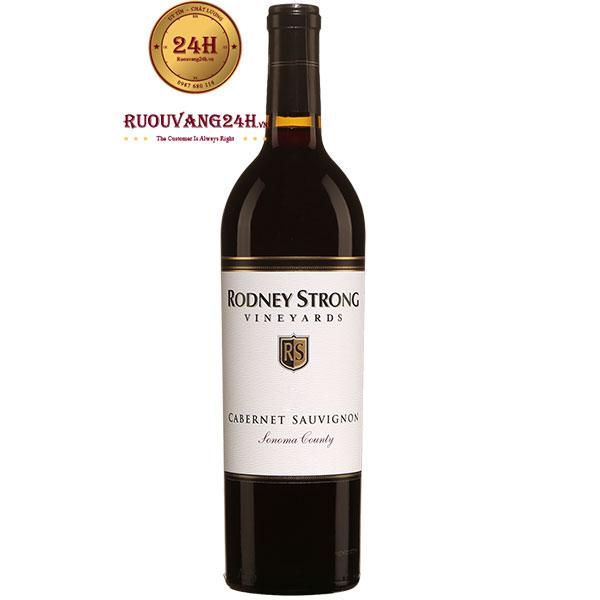 Rượu Vang Rodney Strong Cabernet Sauvignon Sonoma County