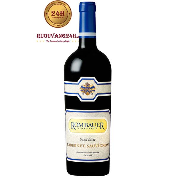 Rượu Vang Rombauer Vineyards Cabernet Sauvignon