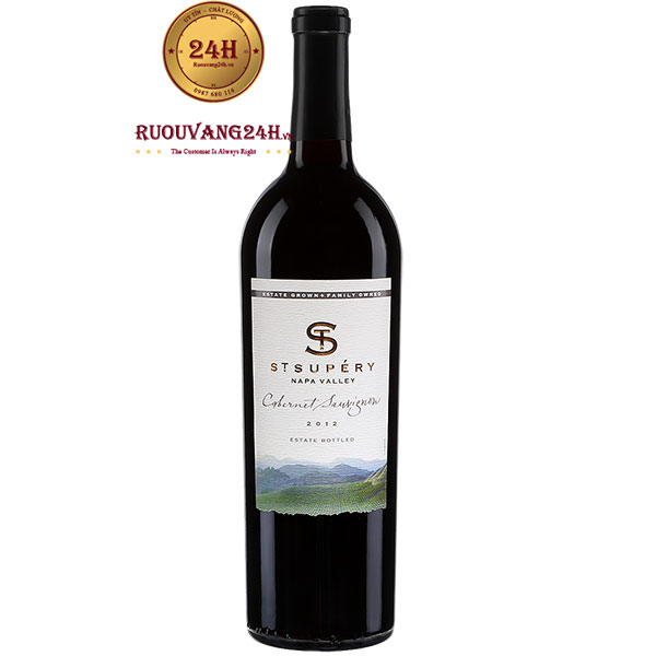 Rượu Vang ST Supery Cabernet Sauvignon