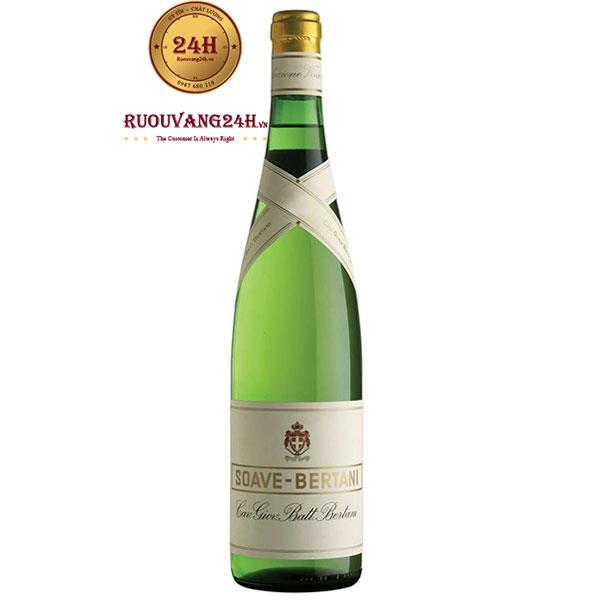 Rượu Vang Soave Bertani Vintage Edition