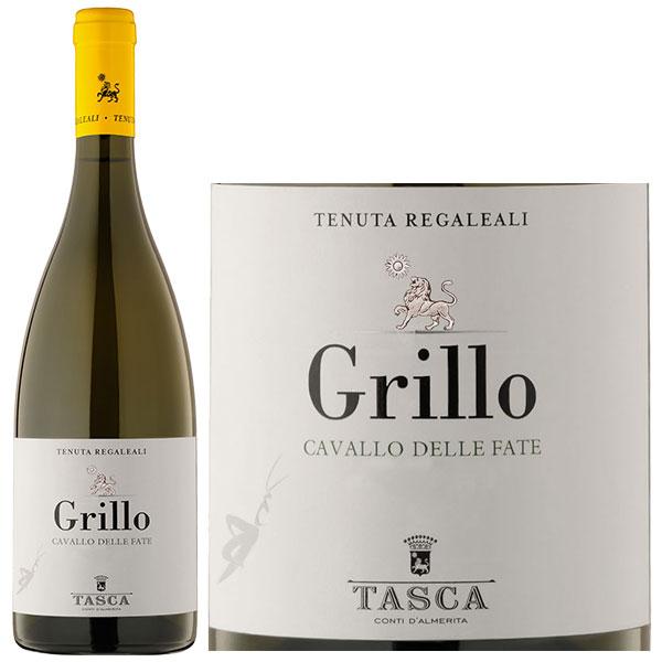 Rượu Vang Tasca d'Almerita Regaleali Grillo Cavallo Delle Fate