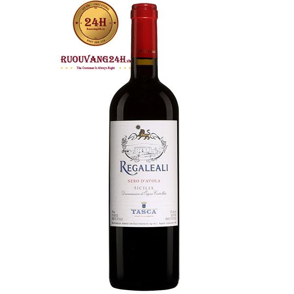 Rượu Vang Tasca d'Almerita Regaleali Nero d'Avola