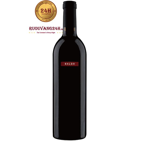 Rượu Vang The Prisoner Saldo Zinfandel California
