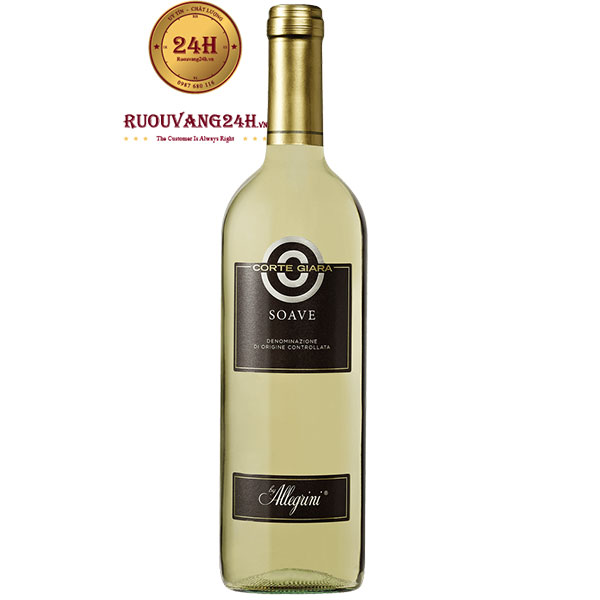 Rượu Vang Trắng Allegrini Corte Giara Soave