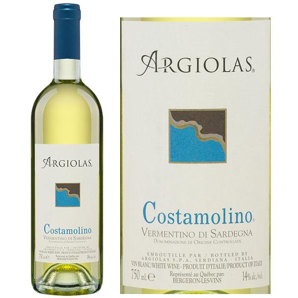 Rượu Vang Trắng Argiolas Costamolino