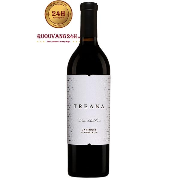Rượu Vang Treana Paso Robles Cabernet Sauvignon
