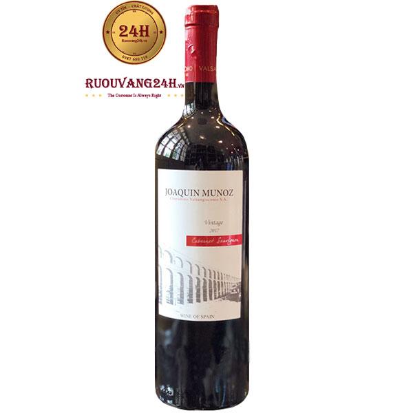 Rượu Vang Joaquin Munoz