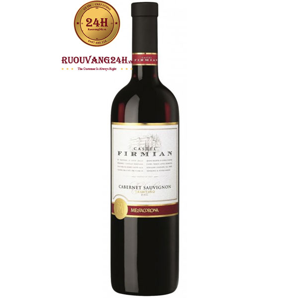 Rượu Vang Castel Firmian Cabernet Sauvignon