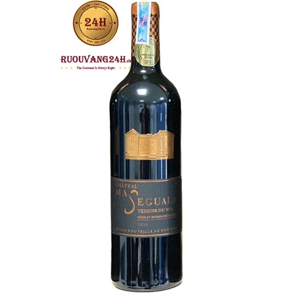 Rượu Vang Chateau Maseguala