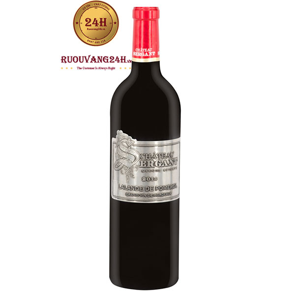 Rượu Vang Chateau Sergant