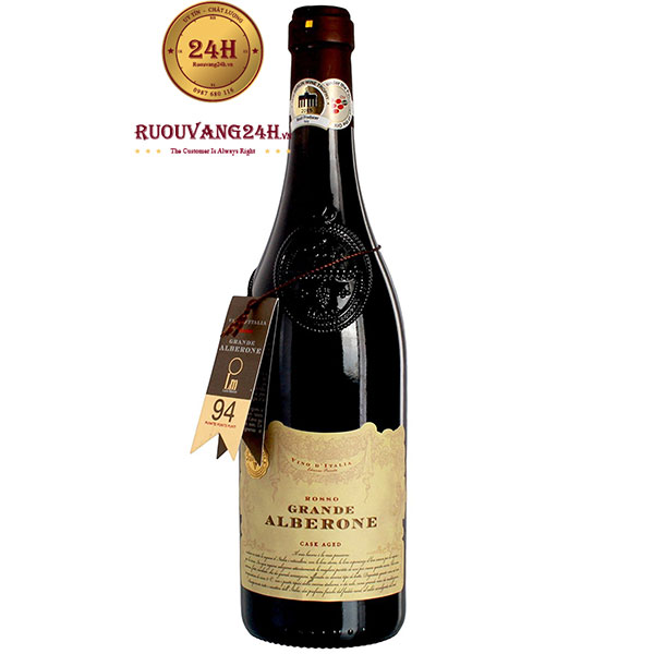 Rượu Vang Grande Alberone Vino Rosso