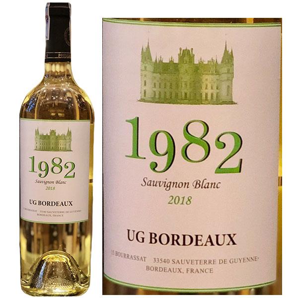 Rượu Vang Pháp 1982 Sauvignon Blanc