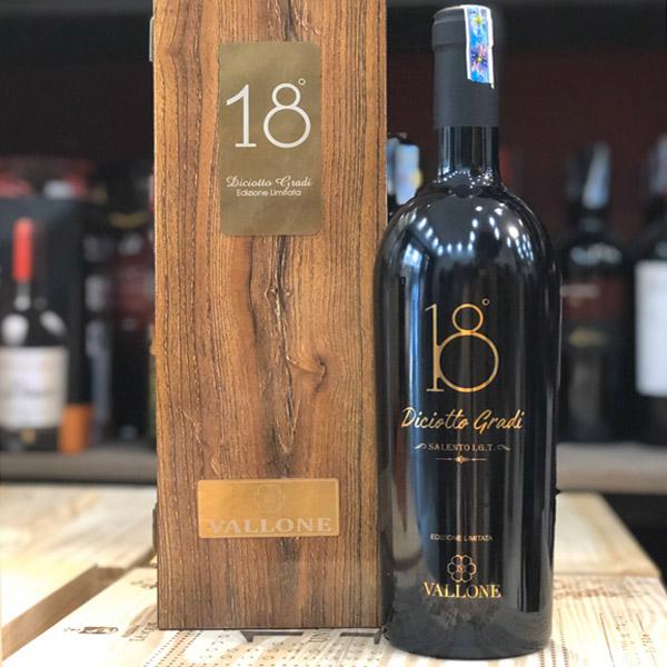Rượu Vang Ý Diciotto Gradi