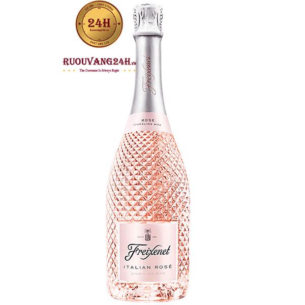 Rượu Champagne Freixenet Italian Rose