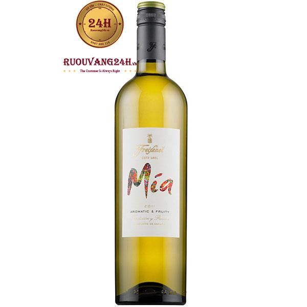 Rượu Vang Freixenet Mia Blanco Aromatic & Fruity