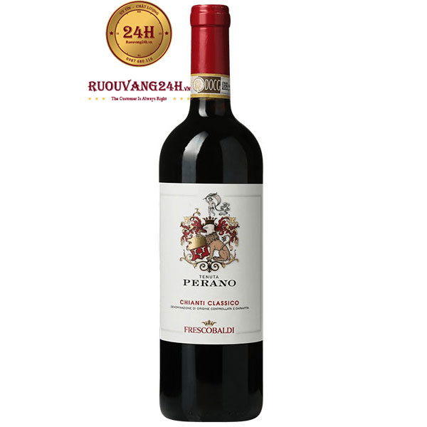 Rượu Vang Frescobaldi Perano Chianti Classico