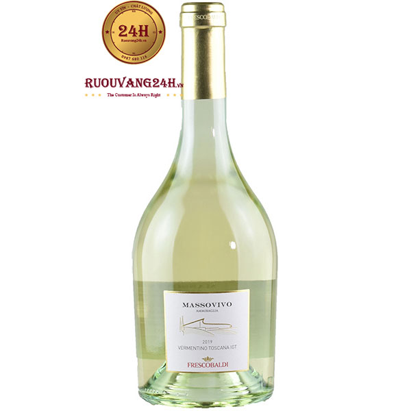 Rượu Vang Massovivo Ammiraglia Frescobaldi