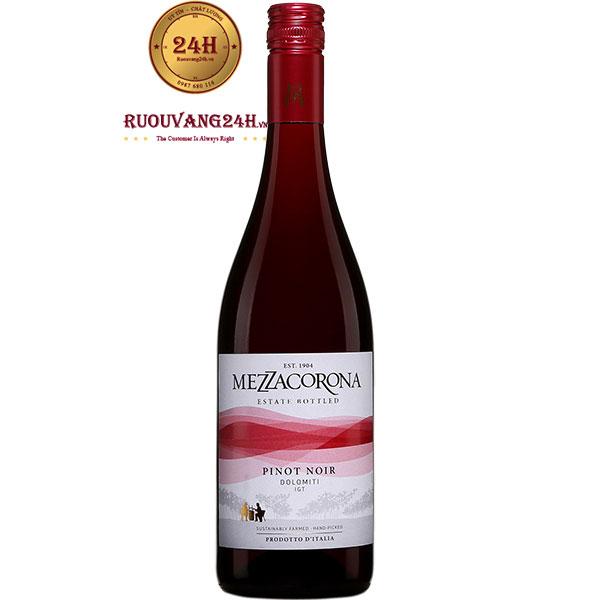 Rượu Vang Mezzacorona Pinot Noir