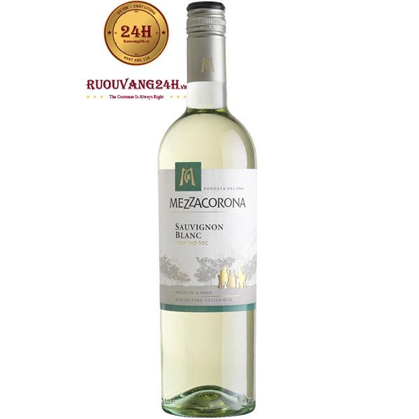 Rượu Vang Mezzacorona Sauvignon Blanc