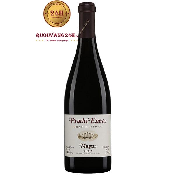 Rượu Vang Muga Prado Enea Gran Reserva