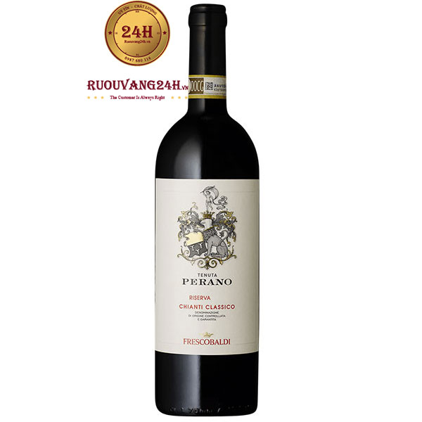 Rượu Vang Perano Riserva Chianti Classico