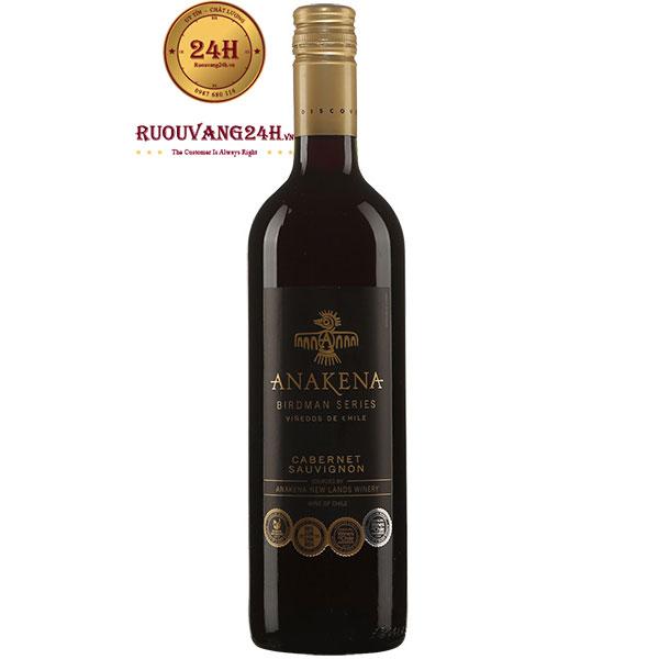 Rượu Vang Anakena Birdman Cabernet Sauvignon