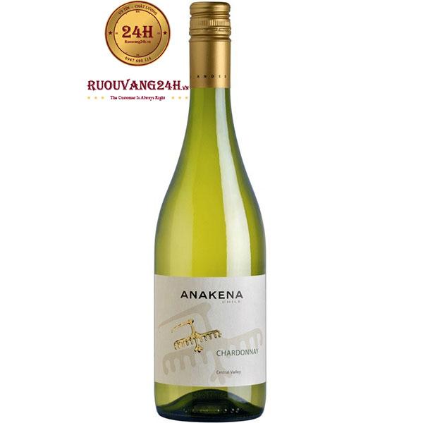 Rượu Vang Anakena Chardonnay
