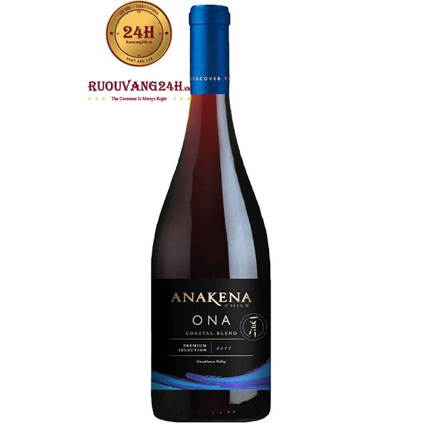 Rượu Vang Anakena Ona Coastal Blend