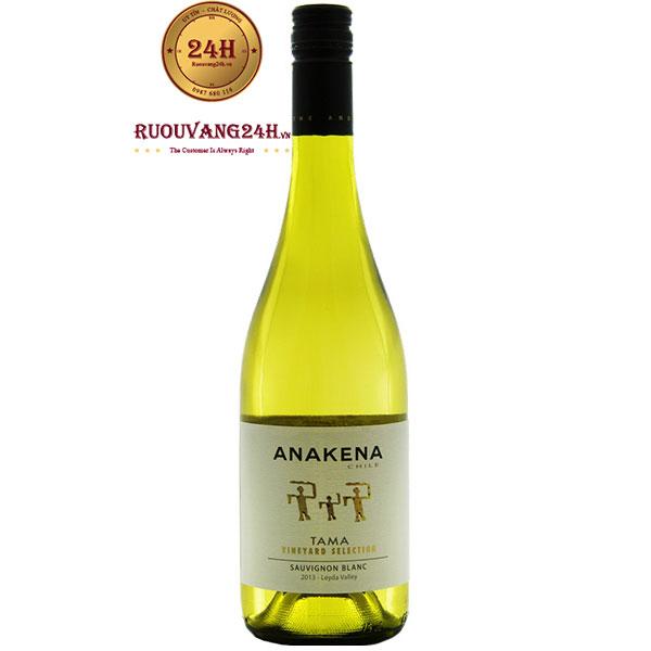 Rượu Vang Anakena Tama Sauvignon Blanc