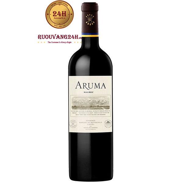 Rượu Vang Aruma Malbec Catena Rothschild