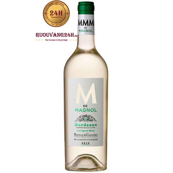 Rượu Vang B&G M De Magnol Blanc