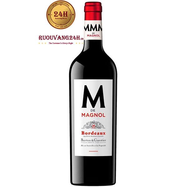 Rượu Vang B&G M De Magnol Bordeaux