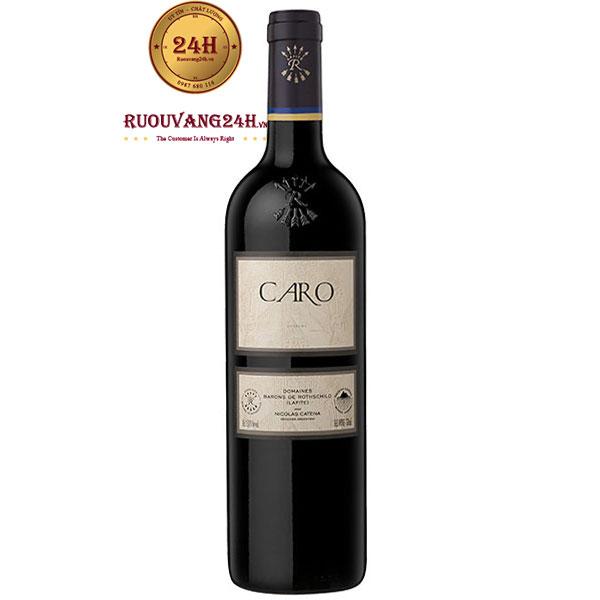 Rượu Vang CARO Catena Rothschild