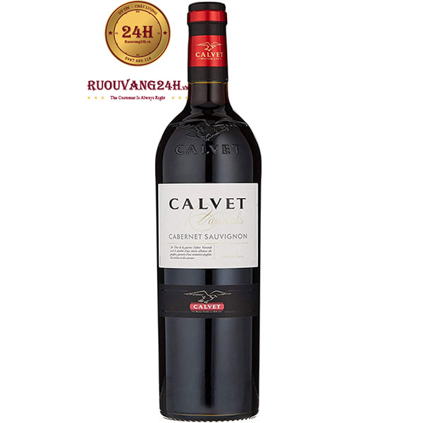 Rượu Vang Calvet Varietal Cabernet Sauvignon