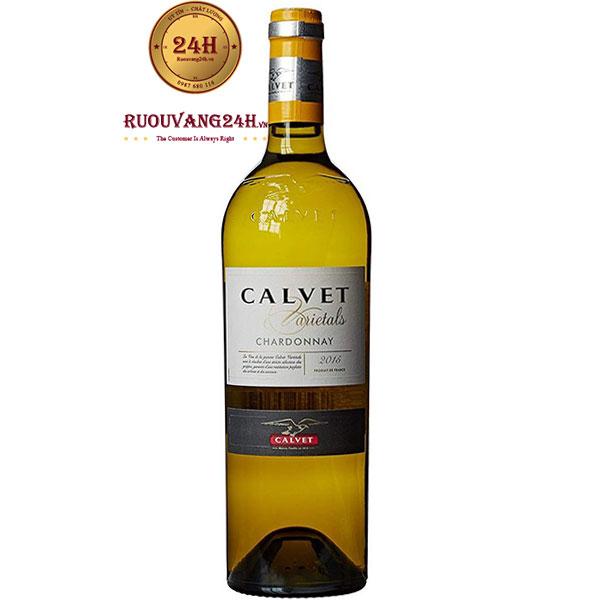 Rượu Vang Calvet Varietal Chardonnay